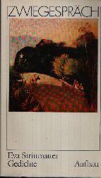 Strittmatter, Eva: Zwiegespräch 2. Auflage