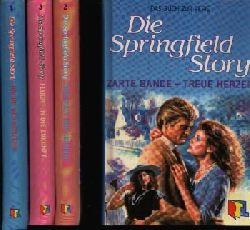 Cooper, Mary Ann:  Die Springfield Story  Das Buch zur Serie Zarte Bande- Treue Herzen  Zwiespalt der Gefühle  Flucht in die Zukunft  Rache des Herzens