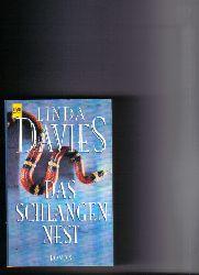 Davies, Linda: Das Schlangennest : Roman. Aus dem Engl. von Pociao und Roberto de Hollanda, Heyne-Bücher : 1, Heyne allgemeine Reihe