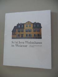 Tezky, Christina  Stiftung Weimarer Klassik bei Hanser  Schillers Wohnhaus in Weimar