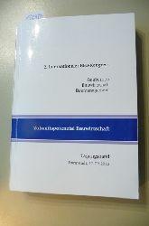 Prof. Christoph Motzko  Tagungsband - 2. internationaler BBB-Kongress Baubetrieb, Bauwirtschaft, Baumanagement 12.09.2013 in Darmstadt