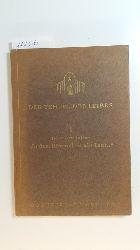 Leeuw, G. van der  Der Tempel des Leibes, Bd. 1: In dem Himmel ist ein Tanz...