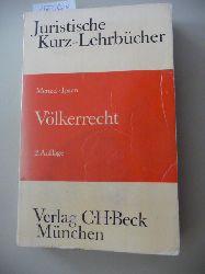Menzel, Eberhard  Völkerrecht, Ein Studienbuch : ein Studienbuch