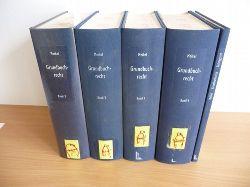 Böhringer, Walter u.a.  *Grundbuchrecht . - Grundbuchrecht in 4 Bänden: Band 1 - Einleitung §§ 1-16 / Band 2 §§ 17-44 / Band 3 §§ 45-81 / Band 4 §§82- 144 GBO GBV, WGV, GGV