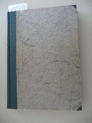 (Hrsg.) Dr. Wilhelm Loschelder  Band 62, Jahrgang 1971. Zeitschrift für Verwaltungslehre, Verwaltungsrecht und Verwaltungspolitik.