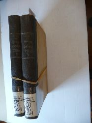 Cahn, W.  Pariser Gedenkblätter. Tagebuchaufzeichnungen aus der Zeit des großen Krieges, der Belagerung und der Commune. Band 1 + 2 (2 BÜCHER)