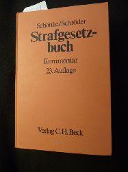 Schönke, AdolfLenckner, Theodor [Bearb.]  Strafgesetzbuch : Kommentar
