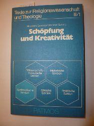 Ganoczy, Alexandre [Hrsg.]  Schöpfung und Kreativität