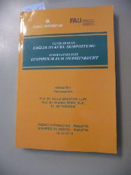 Prof. Kemal Senocak u.a. (Hrsg.)  Uluslararası Saglik Hukuku Sempozyumu - Internationales Symposium zum Medizinrecht