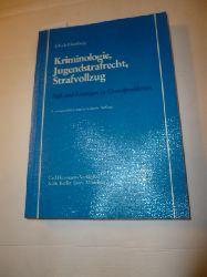 Eisenberg, Ulrich  Kriminologie, Jugendstrafrecht, Strafvollzug : Fälle und Lösungen zu Grundproblemen