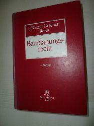 Bracher, Christian-Dietrich ; Reidt, Olaf  Bauplanungsrecht