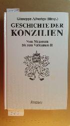 Alberigo, Giuseppe [Hrsg.]  Geschichte der Konzilien : vom Nicaenum bis zum Vaticanum II