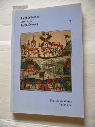 Dr. Karl Emsbach (Schriftleitung)  Lebensbilder aus dem Kreis Neuss - Band 3