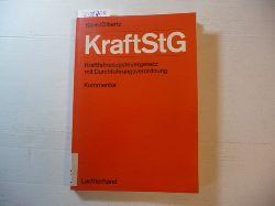 Klein, Franz ; Olbertz, Frank Florian  Kraftfahrzeugsteuergesetz : mit Durchführungsverordnung ; Kommentar