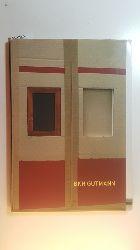 Vogt, Richard [Übers.] ; Gutmann, Benny K. H., [Ill.]  BKH Gutmann, Hellersdorfer Liebeslieder : (anlässlich der Ausstellungen: BKH Gutmann, Hellersdorfer Liebeslieder, (Karlsruher Version), Badischer Kunstverein Karlsruhe, 15.02.2002 - 07.04.2002 ; BKH Gutmann, Hellersdorfer Liebeslieder, Galerie HO, Berlin- Hellersdorf, 25.03.2001 - 11.05.2001)