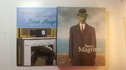 Magritte, René [Ill.] ; Abadie, Daniel [Hrsg.]  *René Magritte : (anlässlich der Ausstellung Magritte, Paris, Galerie Nationale du Jeu de Paume, 11. Februar - 9. Juni 2003) + Magritte: Now You See It, Now You Don