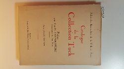 Diverse  Catalogue de la Collection Tuck (au Palais des Beaux-Arts de la Ville de Paris). Préface par Camille Gronkowski.