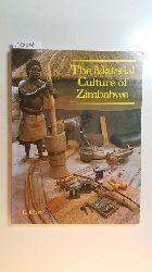 Ellert, Henrik  The material culture of Zimbabwe