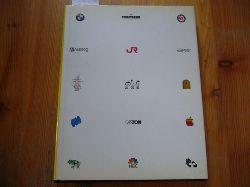 (Hrsg.) B. Martin Pedersen  *Graphis Corporate Identity 1: Visual Corporate Identities (v. 1)