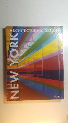 Bahamón, Alejandro (Herausgeber)  New York : architecture & design