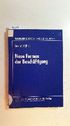 Böhlich, Susanne  Neue Formen der Beschäftigung