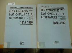 Gross, Stefan [Hrsg.]  Les concepts nationaux de la litterature : l