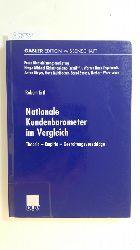 Ertl, Robert  Nationale Kundenbarometer im Vergleich : Theorie - Empirie - Gestaltungsvorschläge