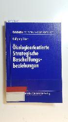 Eckert, Wolfgang  Ökologieorientierte strategische Beschaffungsbeziehungen