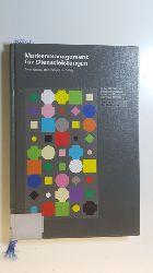 Tomczak, Torsten [Hrsg.]  Markenmanagement für Dienstleistungen
