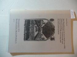 Anette Baumann (Red.)  Josef Leeb : Der Magdeburger Sessionsstreit von 1582 : Voraussetzungen, Problematik und Konsequenzen für Reichstag und Reichskammergericht