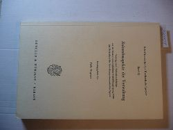 Wagener, Frido [Hrsg.]  Zukunftsaspekte der Verwaltung : Vorträge und Diskussionsbeiträge der 48. Staatswissenschaftlichen Fortbildungstagung 1980 der Hochschule für Verwaltungswissenschaften Speyer