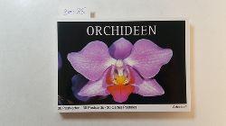 Diverse  Orchideen-Orchids-Orchidees. 30 Postkarten.