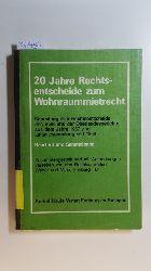 Weber, Johann-Christian [Bearb.]  20 Jahre Rechtsentscheide zum Wohnraummietrecht : Sammlung aller Rechtsentscheide d. BGH u.d. Oberlandesgerichte aus d. Jahre 1987 u. Leitsatzsammlung seit 1968