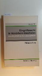 Keller, Christoph  Eingriffsrecht in Nordrhein-Westfalen und Allgemeines Verwaltungsrecht : Fallsammlung