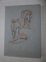 Rasche, Ernst - Krapp, Franz Rolf - Frank, Gerhard - Dohmen, Heinz [Text]  Ernst Rasche Bildhauer 1926 - 1986. Auftragsgebundene Arbeiten 1952 - 1986. Skulpturen, Portraits, Stadtlandschaften, Sakrale Räume, Monumente.: *Autograph*