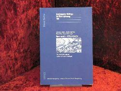 Antonio Longo u.a. Spazi Aperti  - Offene Räume: Freiraumplanung in Italien und Deutschland 1