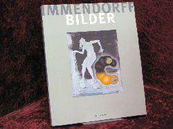 Belgin,  Tayfun (Hg.): Immendorf : Bilder. / Museum Ostwall Dortmund: 3. September bis 22. Oktober 2000 o. Ang. Aufl.