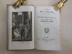 Edgeworth, (Maria) -  La semaine des enfans, ou recueil de sept jolis contes moraux. Traduits librement de l