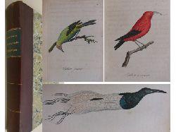 Blumenbach, Johann Friedrich (Hrsg.):  Abbildungen naturhistorischer Gegenstände. Nro 1-100. Mit 100 (davon 9 kol., 1 in Blaudruck) Kupferstichen.
