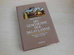 Barraux, Roland:  Die Geschichte der Dalai Lamas. Göttliches Mitleid und irdische Politik.