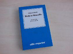 Chateaubriand, François-René de:  Reise in Amerika. Übersetzt von K. I. Perleb.