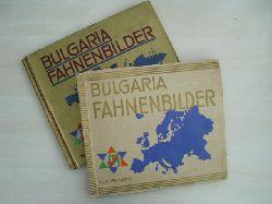 Bulgaria-Fahnenbilder. Bd. 1. Die Flaggen Europas. - 2. Flaggen der Welt.