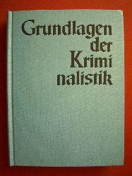 Schäfer, Herbert (Hrsg.).  Grundlagen der Kriminalistik. Eine Taschenbuchreihe. Band 1. Jugendkriminalität.