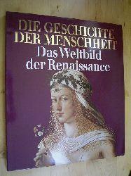 Arcangeli, Alessandro und Thomas Tilcher (Red.).  Die Geschichte der Menschheit. Band 11. Das Weltbild der Renaissance.