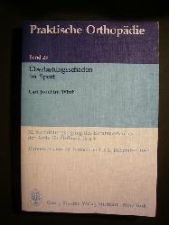 Wirth, Carl-Joachim.  Überlastungsschäden im Sport. 32. Fortbildungstagung des Berufsverbandes der Ärzte für Orthopädie e.V. Hannover vom 28. November bis 1. Dezember 1991.