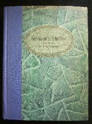 Gobineau, Arthur de.  Gobineau. Auswahl aus seinen Schriften. Auswahl und herausgegeben von Fritz Friedrich.