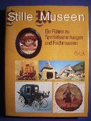 Bauer, Uta [Hrsg.].  Stille Museen. Spezialsammlungen, Fachmuseen und Gedenkstätten in Deutschland (Bundesrepublik u. Westberlin). Ein Museumsführer, Reisebegleiter und Nachschlagewerk.