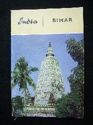 Department of Tourism.  India. Bihar.