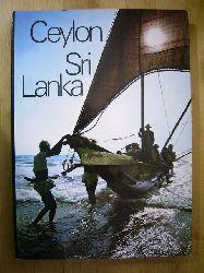 Henking, Karl H. und C. L. Irmes.  Ceylon / Sri Lanka.