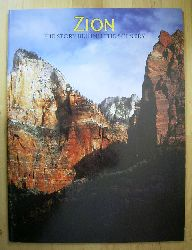 Eardley, A. J. and James W. Schaack.  Zion. The Story Behind the Scenery.